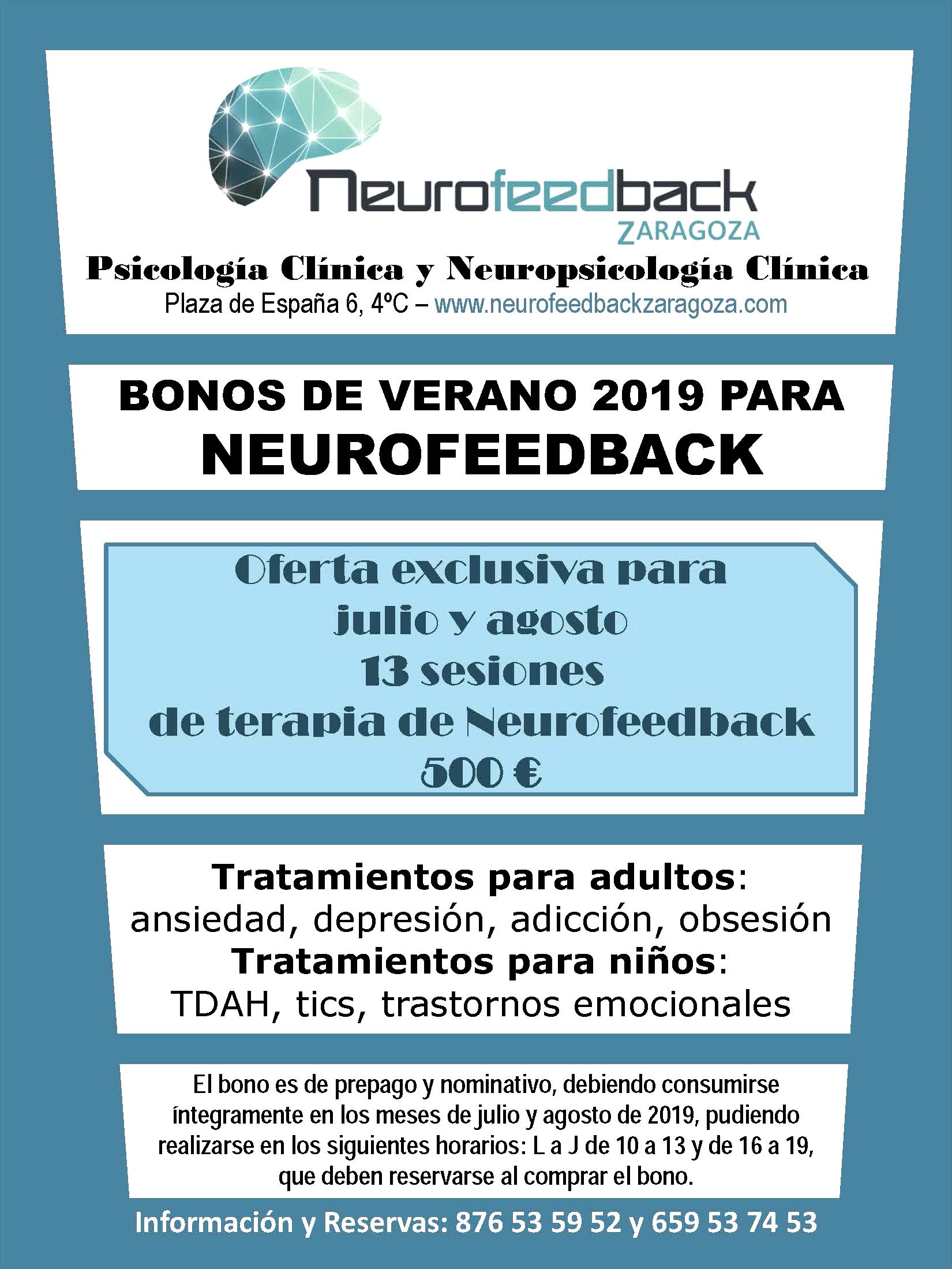 Bono, Neurofeedback, 2019